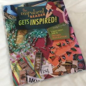 """Jewelry - Book """"The Impatient Beader Gets Inspired"""""""